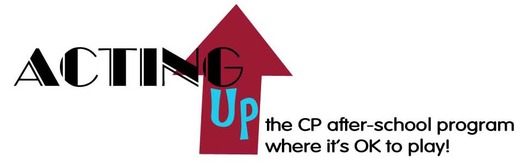 Acting Up Logo
