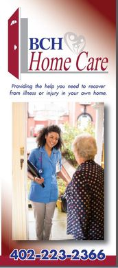 BCH Home Care Brochure