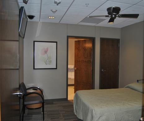 Sleep Center Room