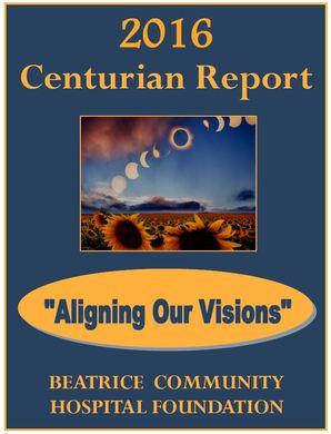 2017 Centurian Annual Report