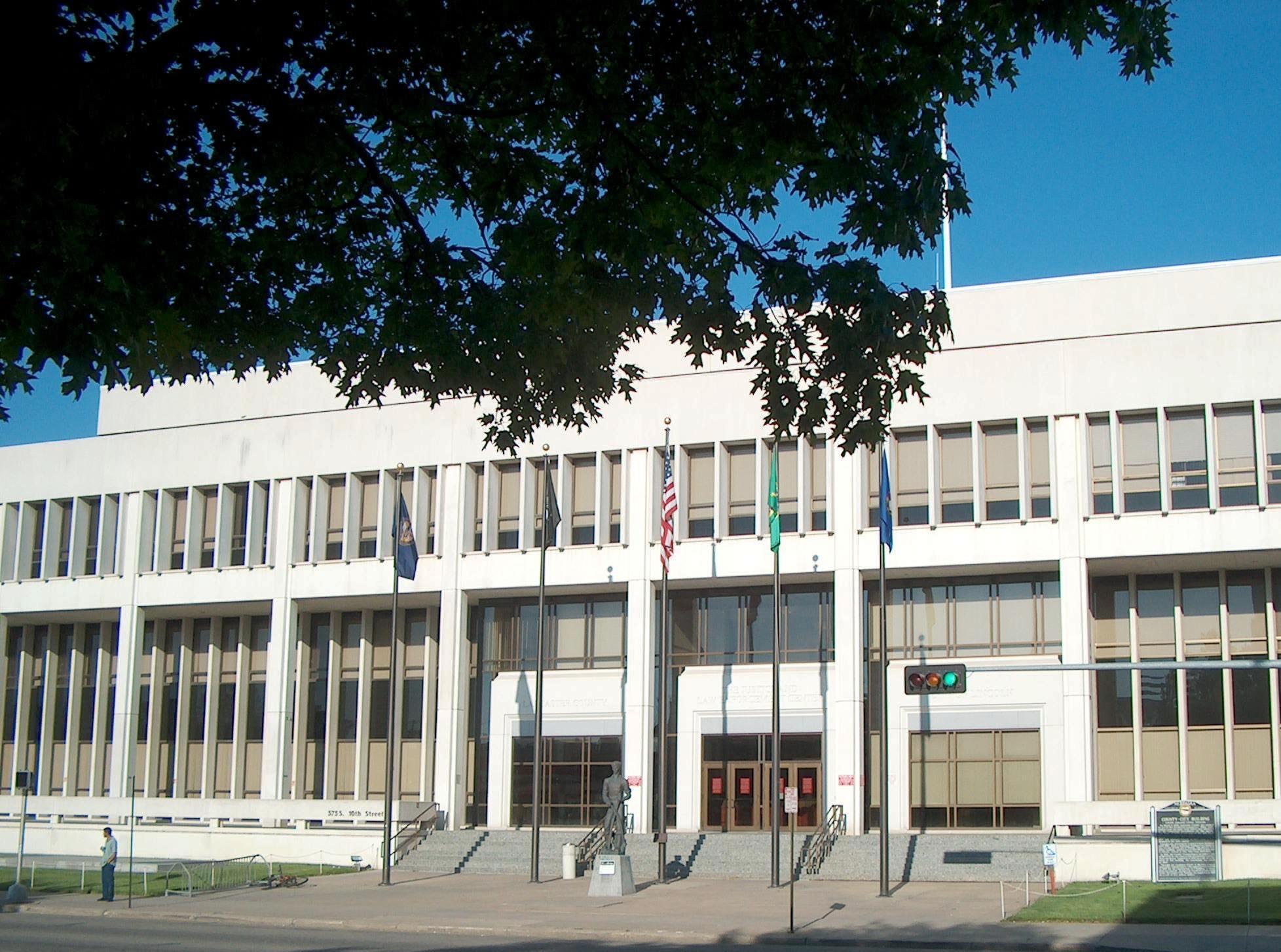 Lancaster County Courthouse, Lincoln, Nebraska