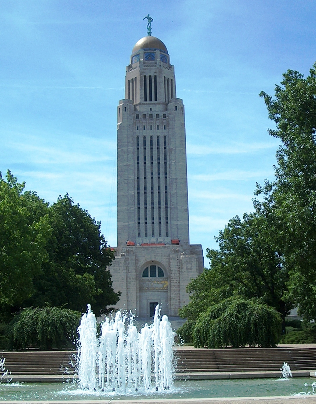 State Capital Building,