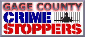 Gage County Crime Stoppers