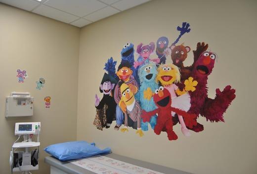 Children's Exam Room