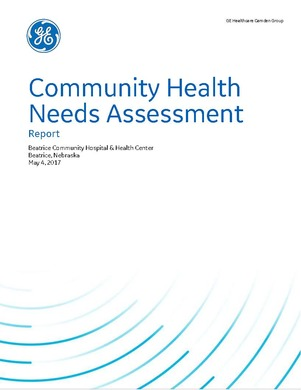 Community Health Needs Assessment Report