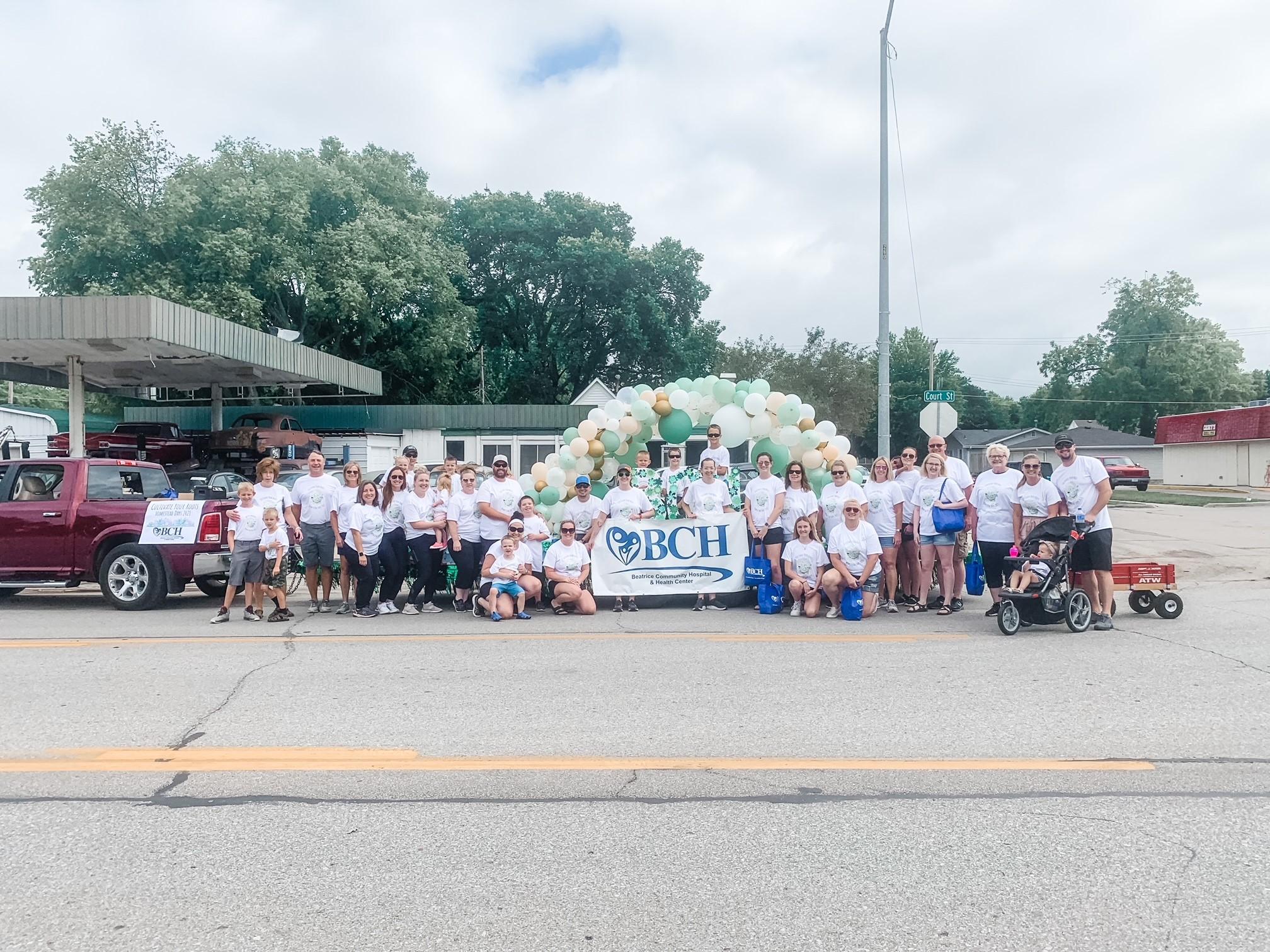 Homestead Days' Parade