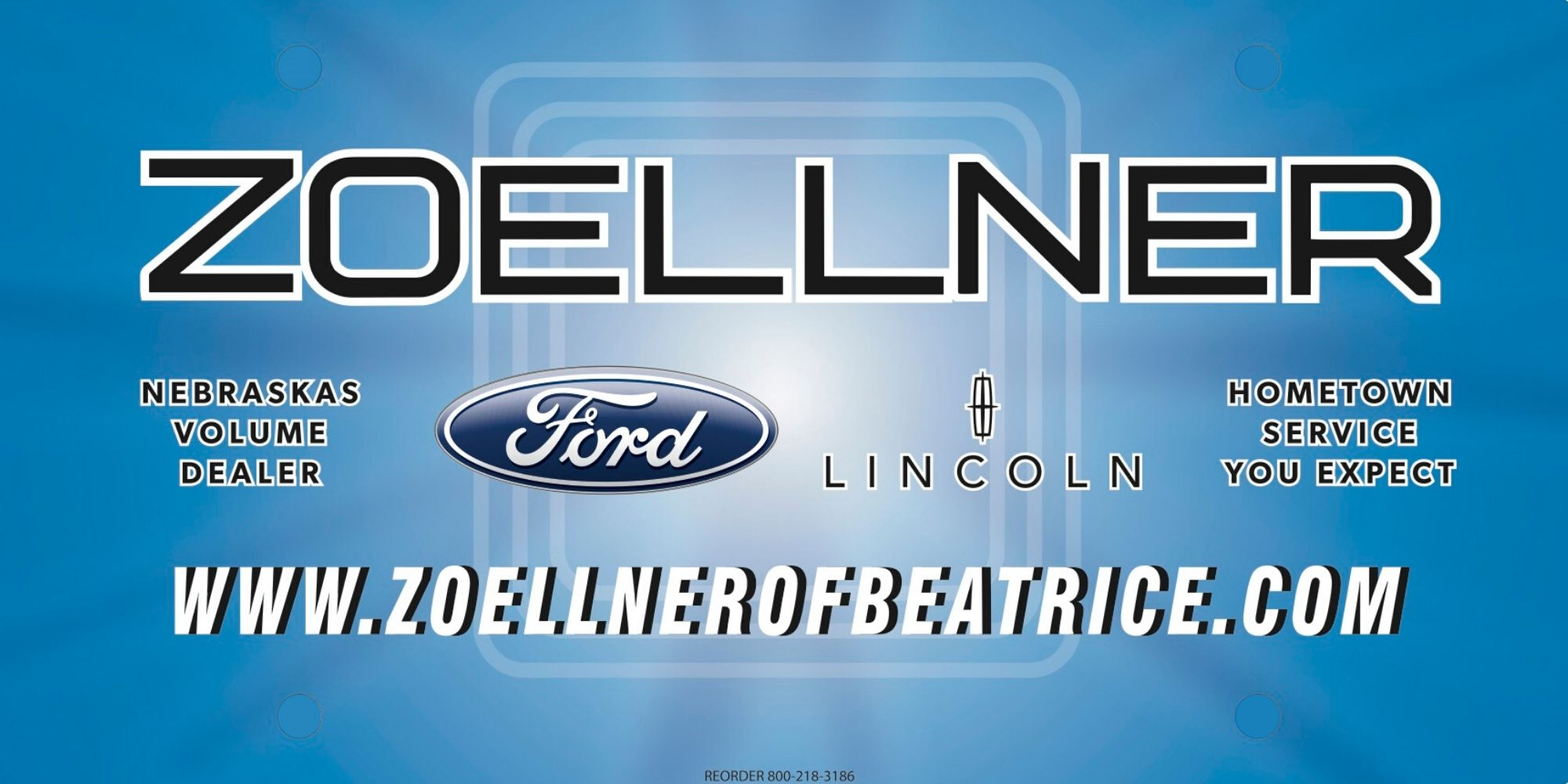 Zoellner Ford