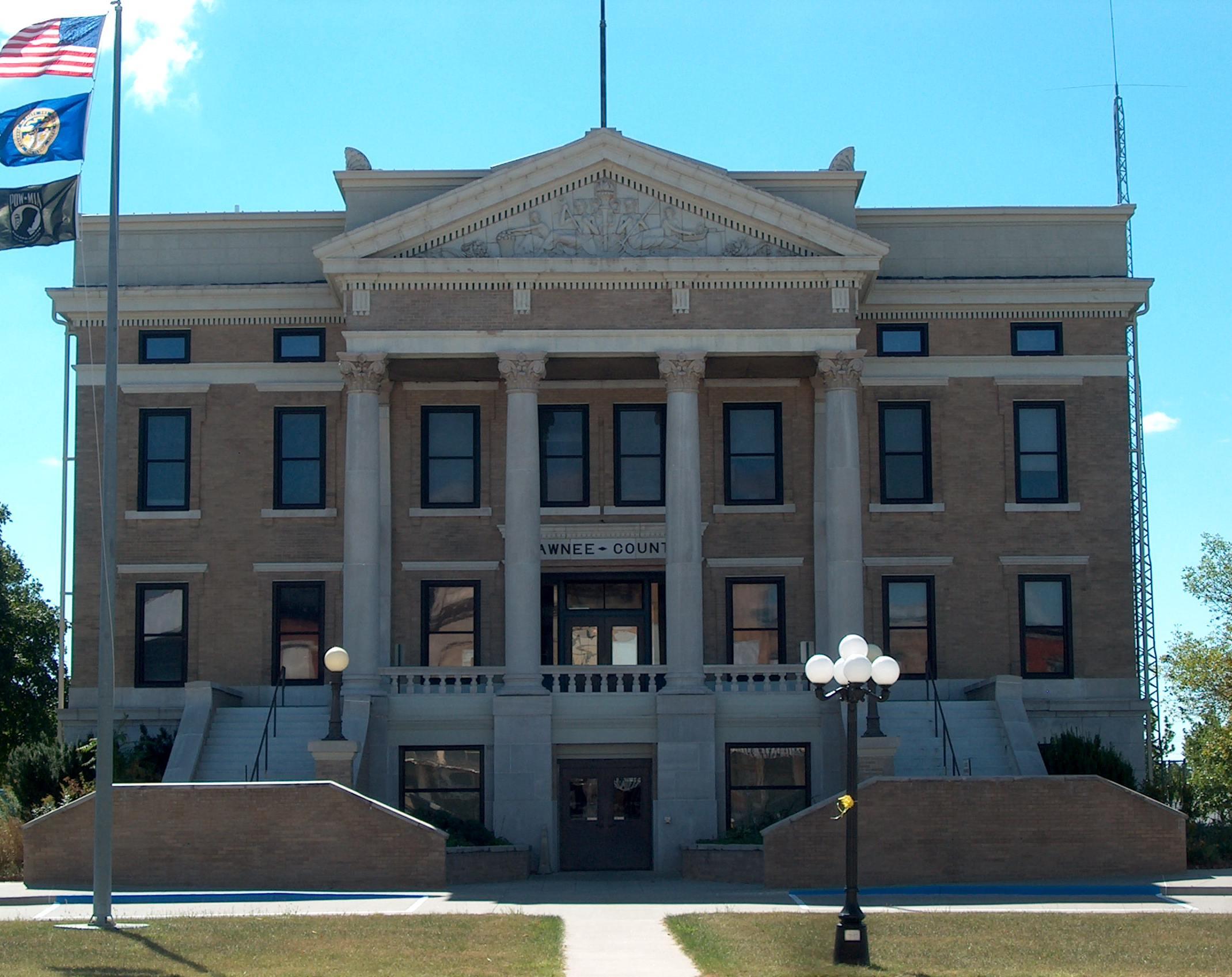 Pawnee County Courthouse, Pawnee City, Nebraska